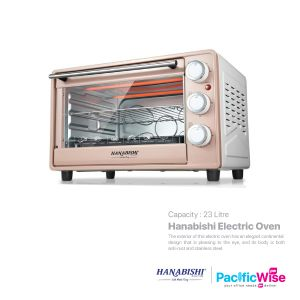 Hanabishi Electric Oven (23L)