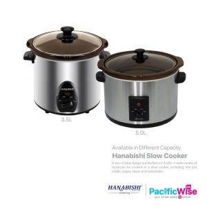 Hanabishi Slow Cooker