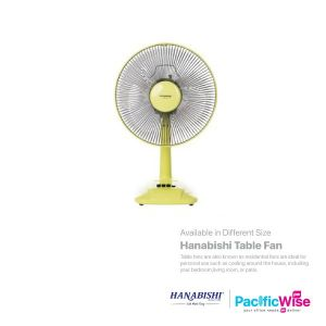 Hanabishi Table Fan