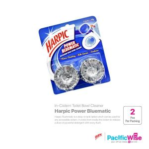 Harpic Power Bluematic (2x50g)