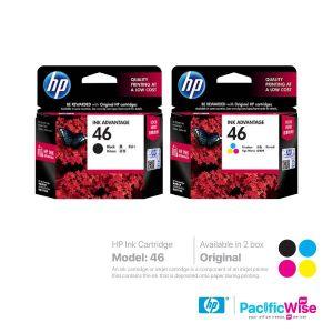 HP Ink Cartridge 46 (Original)