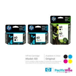 HP Ink Cartridge 60 (Original)