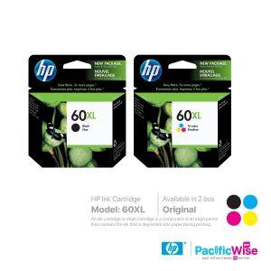 HP High Yield Ink Cartridge 60XL (Original)