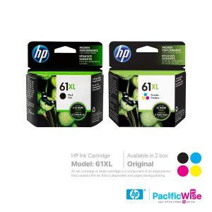 HP High Yield Ink Cartridge 61XL (Original)