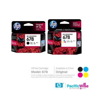 HP Ink Cartridge 678 (Original)