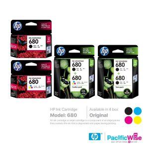 HP Ink Cartridge 680 (Original)