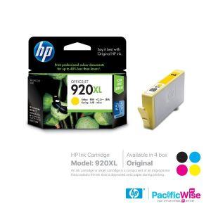 HP High Yield Ink Cartridge 920XL (Original)