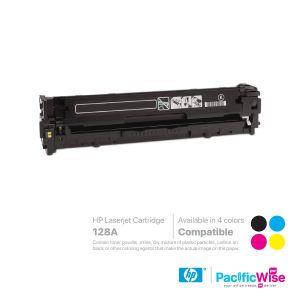 HP 128A LaserJet Toner Cartridge CE320 ~ CE323 (Compatible)