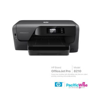 HP OfficeJet Pro 8210 Printer (D9L63A)