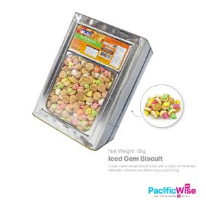 Iced Gem Biscuit (4kg) (TIN NOT REFUNDABLE)