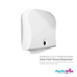 Inter Fold Tissue Dispenser