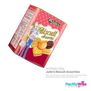 Julie's Biscuit Assorties (530g)