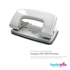 Kangaro Puncher DP-480 (1~12 Sheets)
