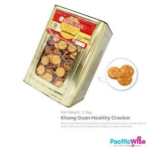 Khong Guan Healthy Cracker (3.5kg) (+RM10 deposit)