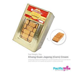 Khong Guan Jagong (Corn) Cream (5kg) (+RM10 deposit)