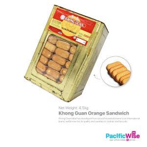 Khong Guan Orange Sandwich (4.5kg) (+RM10 deposit)