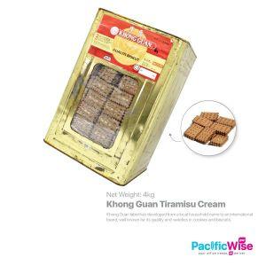 Khong Guan Tiramisu Cream (4kg) (+RM10 deposit)