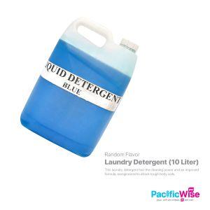 Laundry Detergent - Liquid (10 Liter)
