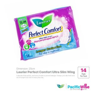 Laurier Perfect Comfort Ultra Slim Wing (25cm)