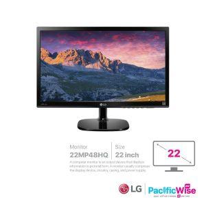 LG Monitor 22 Inch (22MP48HQ)