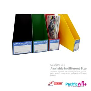 PVC Magazine Box