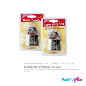 Marksman Padlock