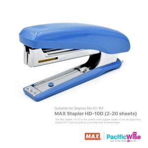 Max Stapler HD-10D (2~20 Sheets)