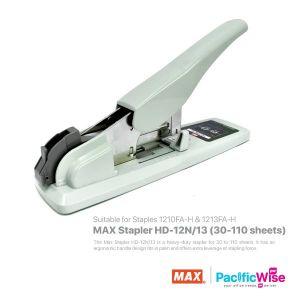 Max Stapler HD-12N/13 (30~110 Sheets)
