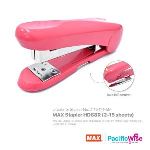 Max Stapler HD-88R (2~30 Sheets)