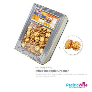 Mini Pineapple Cracker (6kg) (TIN NOT REFUNDABLE)