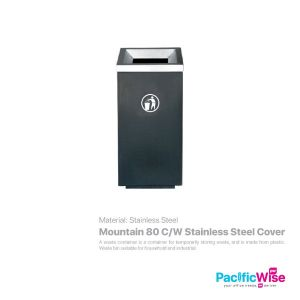 Mountain 80 Come With Stainless Steel Cover