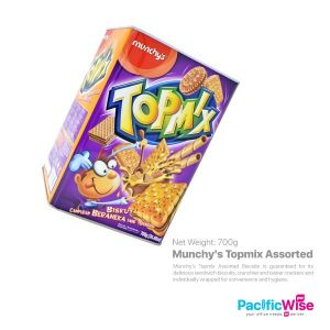 Munchy's Topmix Assorted (700g)