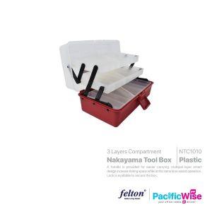 Felton Nakayama Tool Box-3L (NTC 1010)