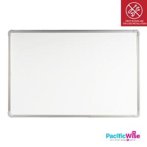 Whiteboard/Non Magnetic Whiteboard/Papan Putih Tidak Megnetik (Various Sizes)