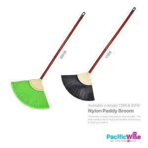 Nylon Paddy Broom
