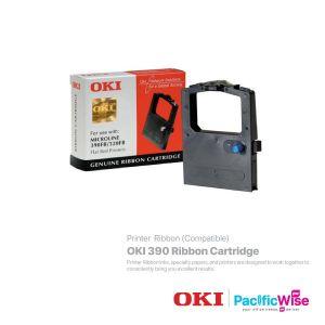 OKI Ribbon Cartridge 390 (Compatible)