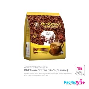 Old Town Coffee 3 in 1
