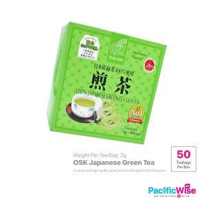 OSK Japanese Green Tea (2g x 50teabag)