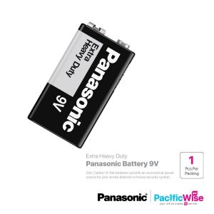 Panasonic Battery 9V (Extra Heavy Duty)