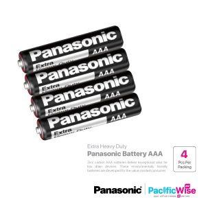 Panasonic Battery AAA (Extra Heavy Duty)