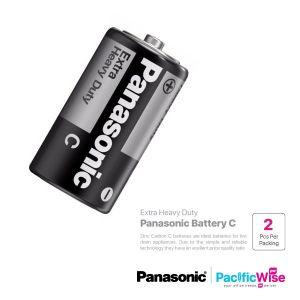 Panasonic Battery C (Extra Heavy Duty)