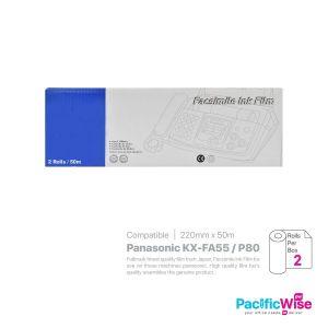 Panasonic Ink Film KX-FA55 / P80 (Compatible)