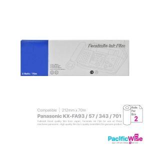 Panasonic Ink Film KX-FA93 / 57 / 343 / 701 (Compatible)