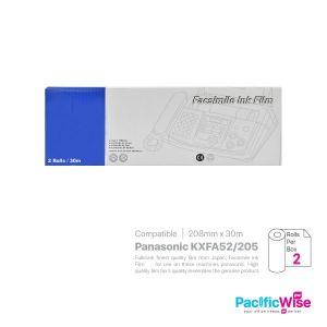 Panasonic Ink Film KXFA52 / 205 30m (Compatible)
