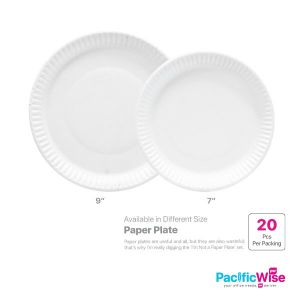 Paper Plate (20'S)