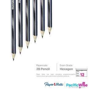 Paper Mate 2B Pencil Exam Standard 1107 (12'S)