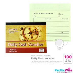Petty Cash Voucher 147mm x 198mm