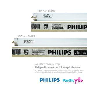 Philips Fluorescent Lamp Lifemax