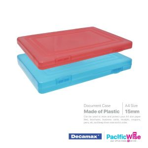 Document Case A4 Size (15mm)