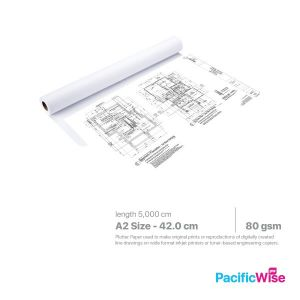 Plotter Paper A2 Size (420mm)